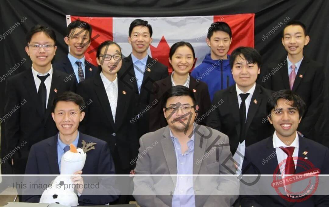 The Canadian team won the 2020 International Young Physicists Championship